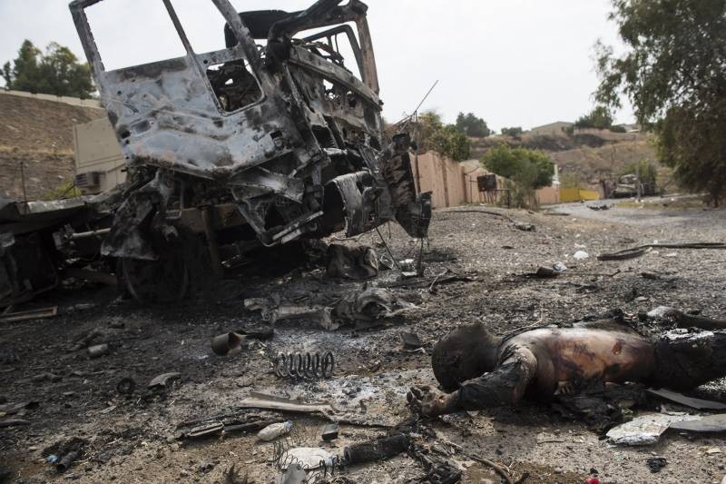 IS suffers major setback as over 250 militants killed in just a few days