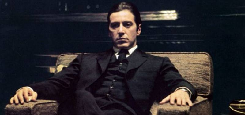 Nobody wanted me to play Michael Corleone in The Godfather: Al Pacino