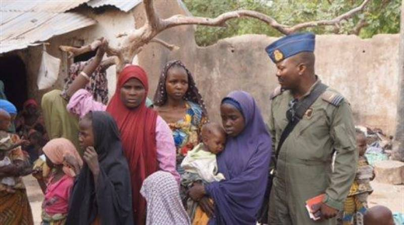 234 more females rescued from extremists: Nigerian military