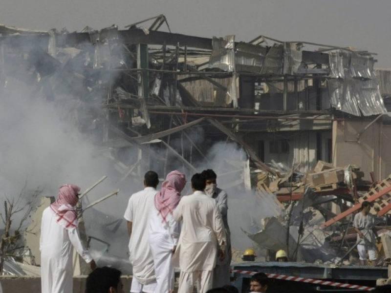 Five Pakistanis dead in Riyadh apartment fire