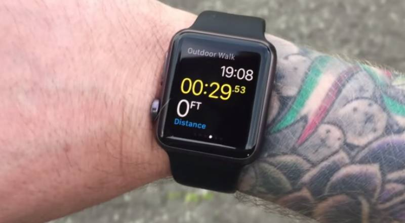 Its Official Now: Tattoos can damage Apple Watch