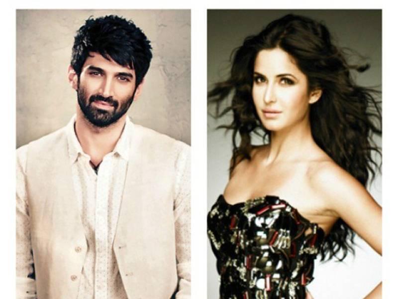 LACKING PASSION: Katrina Kaif and Aditya Roy Kapoor find it hard to get intimate