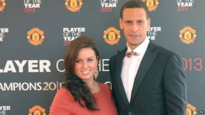 Rio Ferdinand's wife dies from cancer