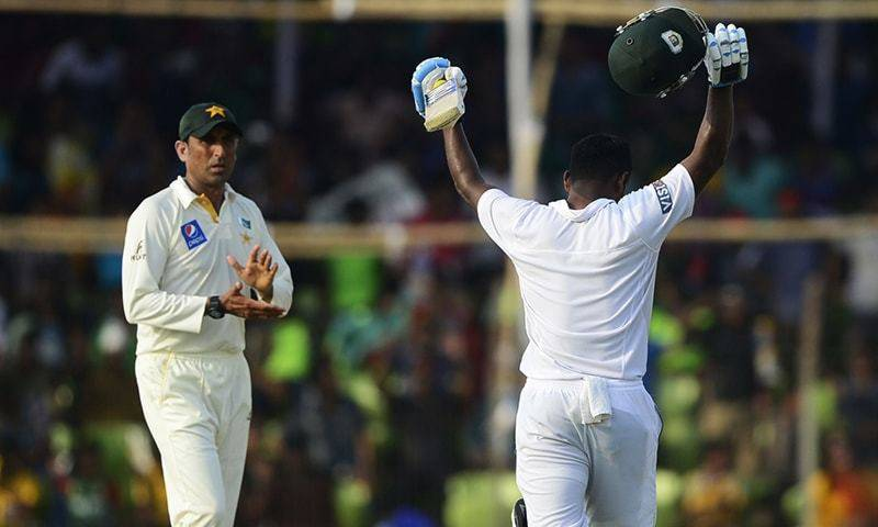 Tamim hits 206 as Test ends in a draw