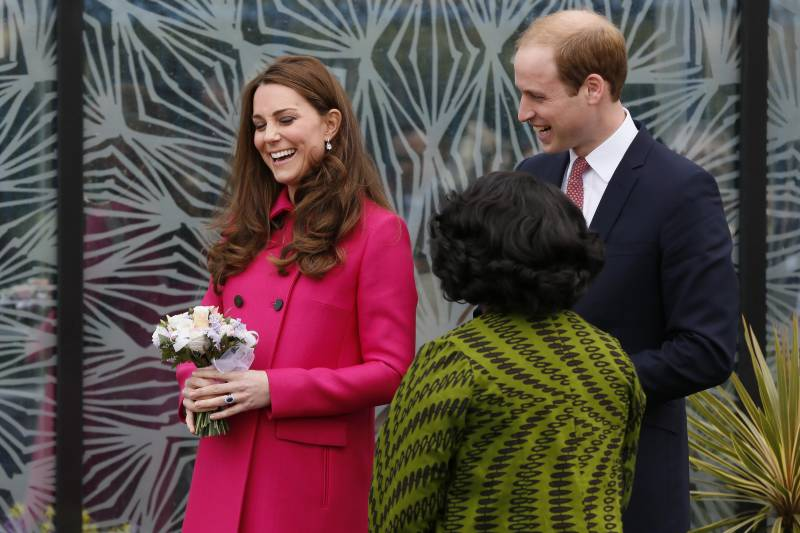 THE ROYAL NEWS: Duchess of Cambridge delivers baby girl