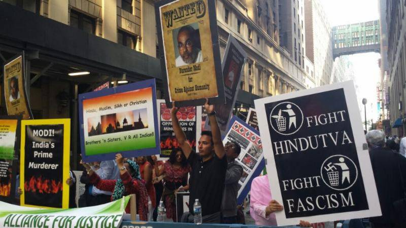 US report says minorities in India subjected to 'violence', 'forced conversions'