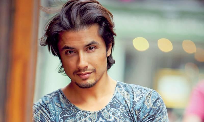 Ali Zafar vows to bring Pakistani films to international level