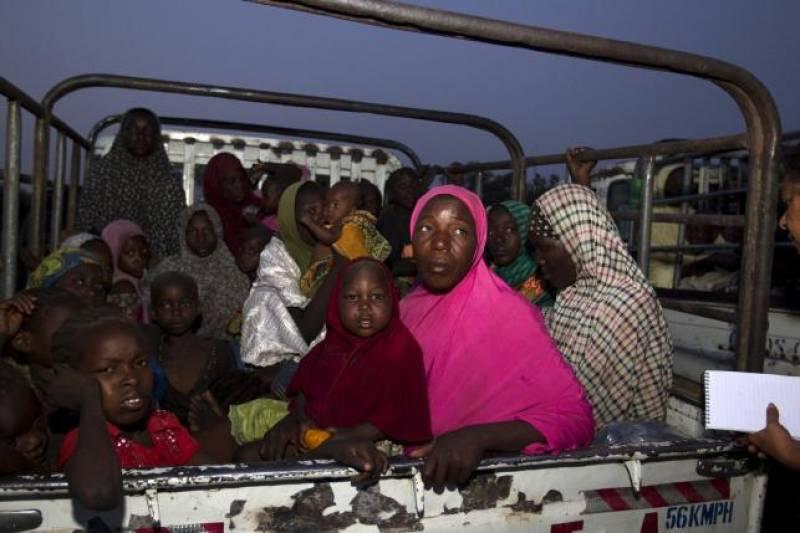 Landmines slow Nigeria's offensive against Boko Haram