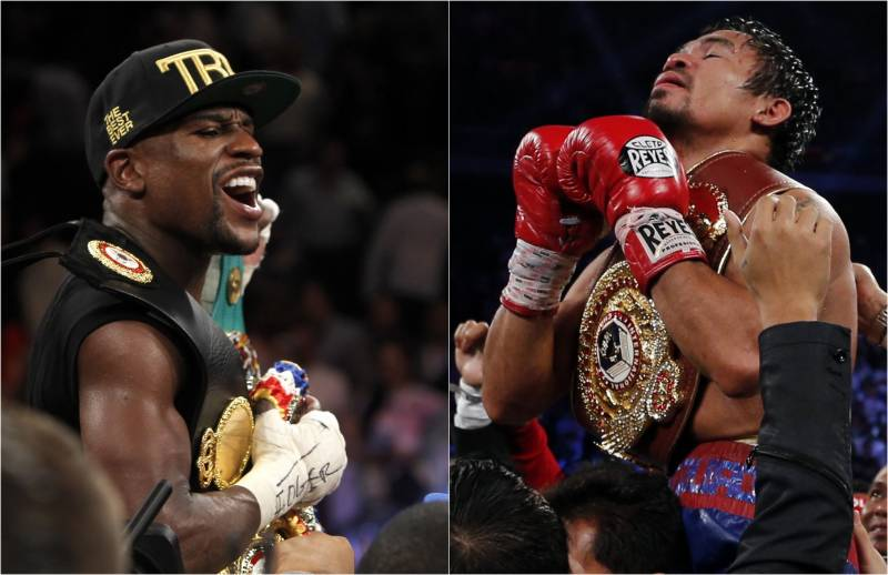Mayweather vs Pacquiao: Who will be the winner