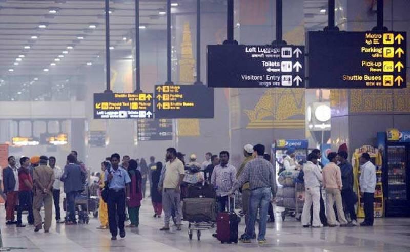 New Delhi airport declared world's best