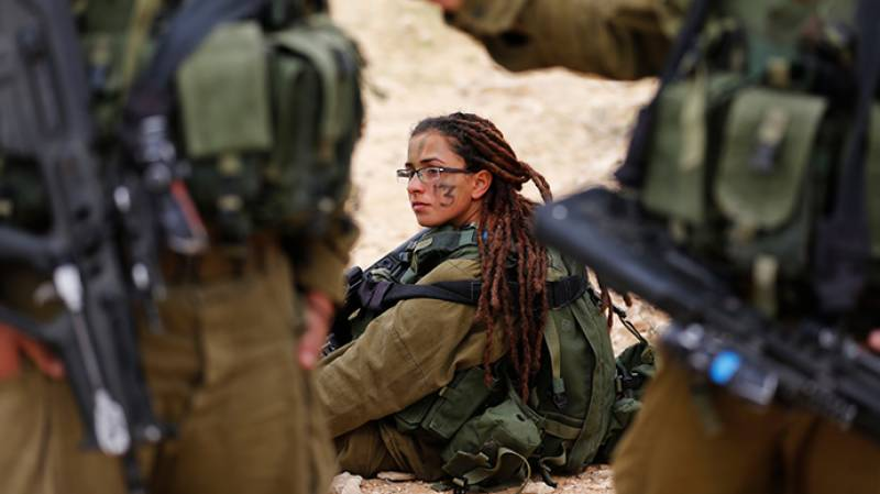 Sex crimes on rise among Israeli soldiers
