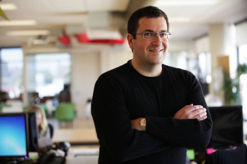 Silicon Valley's Dave Goldberg dies