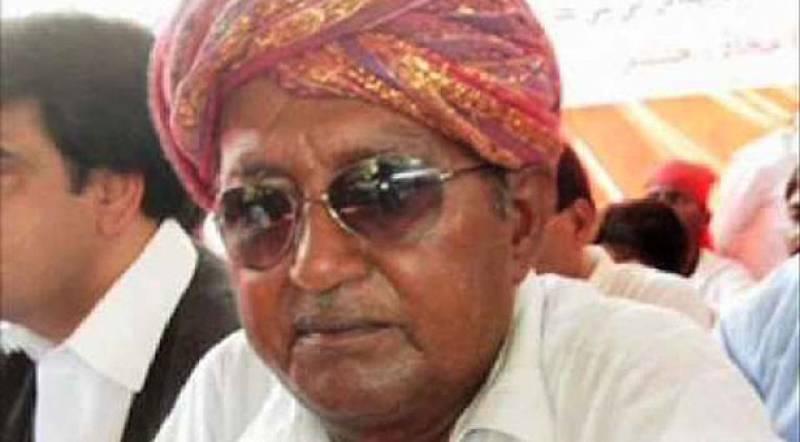 Sindhi nationalist leader Arisar dies in Karachi