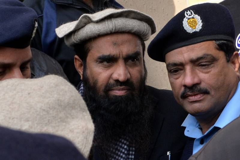 UN assures India of taking up Lakhvi's release issue