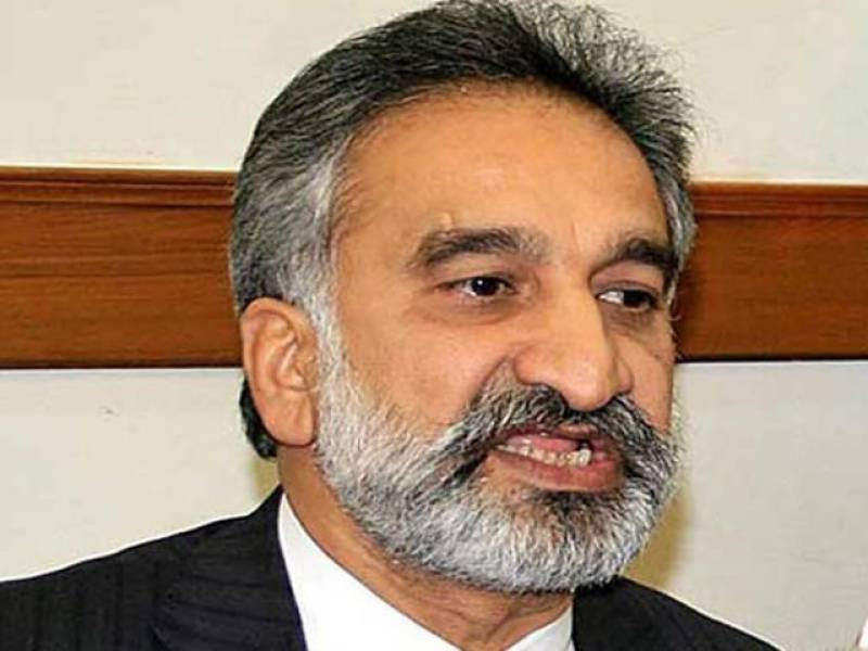 Zulfiqar Mirza blasts Badin DSP for 'arresting' his aide