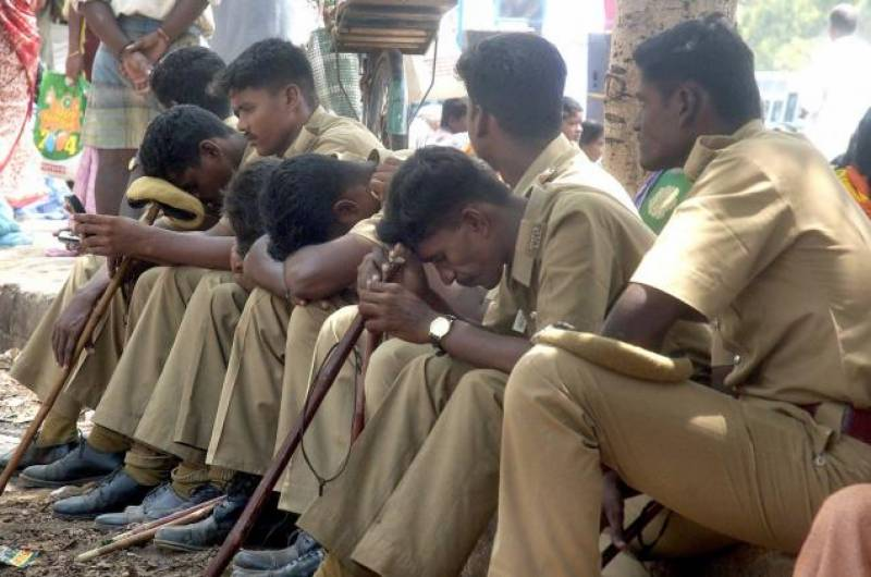 Mumbai cops to undergo mental check-up