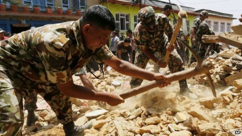 Nepal asks world to call off rescue operations