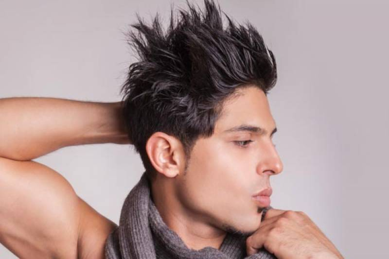 Spiky hairstyle can get you into trouble in Iran