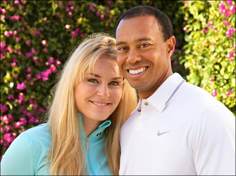 Tiger Woods and Lindsey Vonn split due to 'busy schedules'