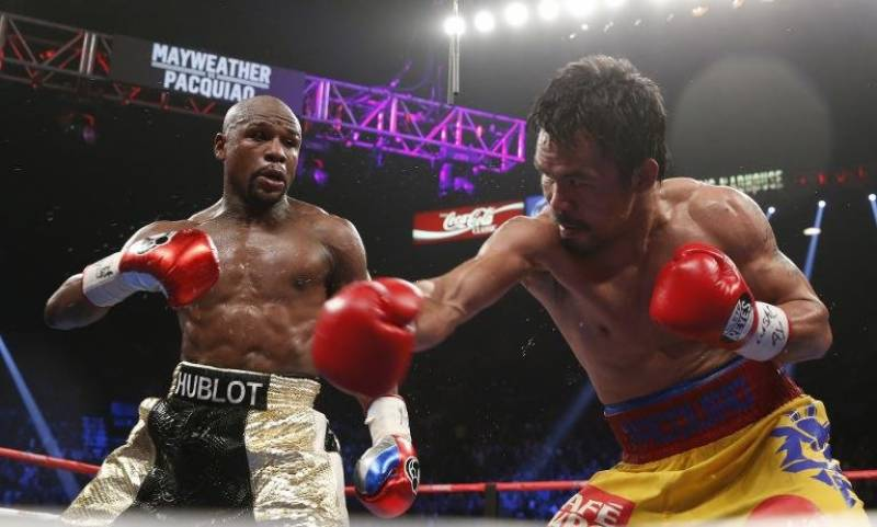 BOXING: Pacquiao has surgery on injured shoulder