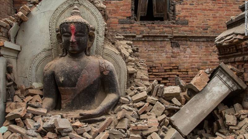 Death toll from Nepal's quake jumps to 7,757