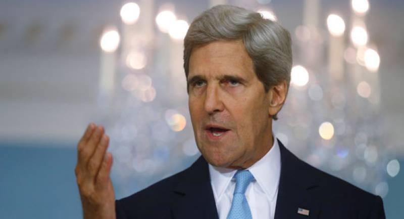 Iran must not have nukes, Kerry assures Saudis