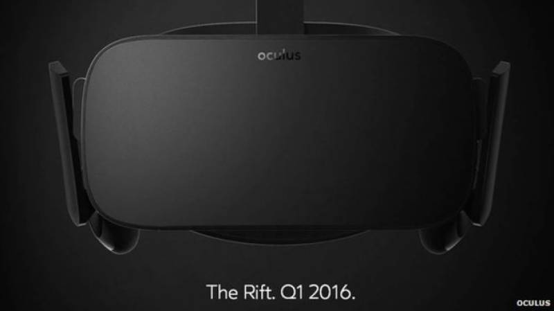 Oculus to launch virtual reality headset in early 2016