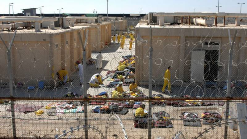 6 guards, 30 inmates killed as 40 prisoners flee jail in Iraq