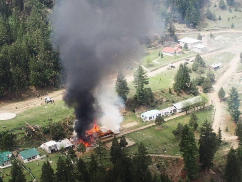 Bodies of Gilgit crash victims flown to Nur Khan airbase