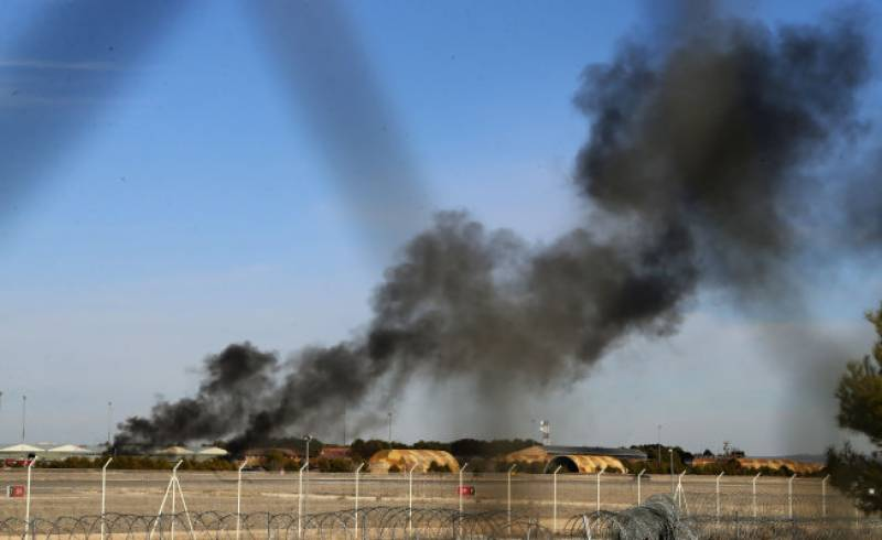 Deaths feared in Spanish military plane crash