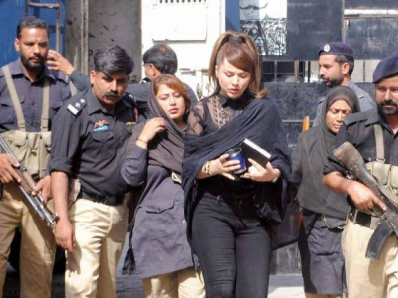 'Generous' Ayyan Ali taking good care of jailers