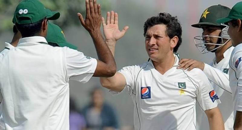 Pakistan beat Bangladesh by 328 runs in second test