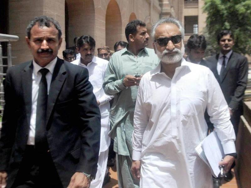 Pre-arrest bail granted to Zulfiqar Mirza