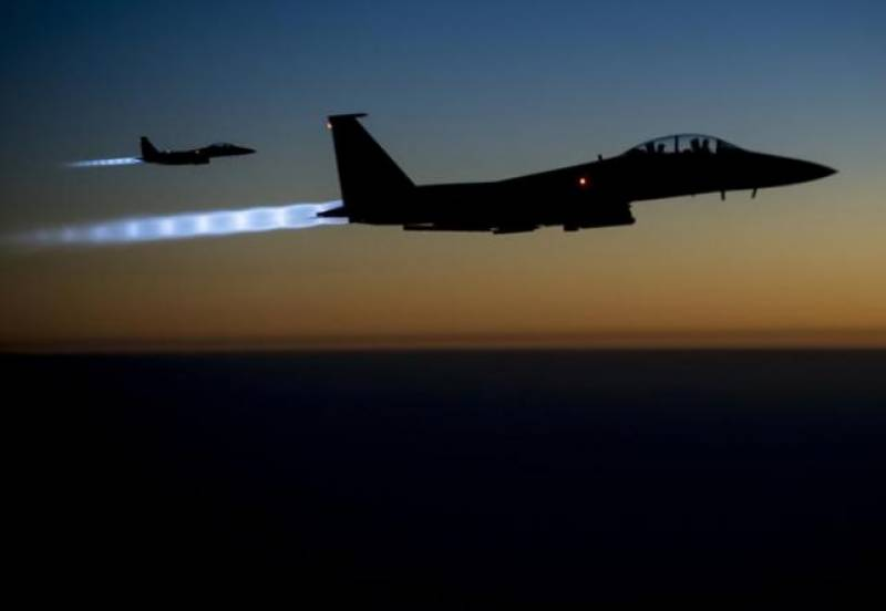 US-led forces conduct 15 assaults targeting IS