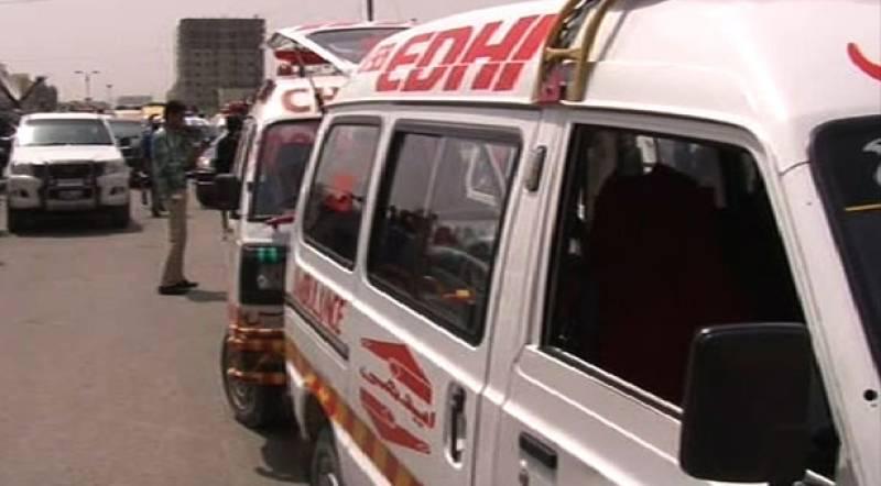 45 killed in terrorist attack on bus in Karachi