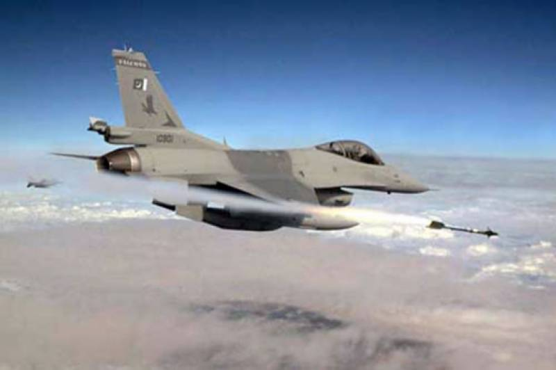 15 militants including foreigners killed in Shawal Valley strikes