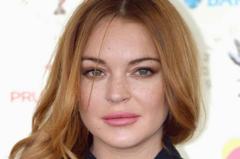 Lindsay Lohan converting to Islam?