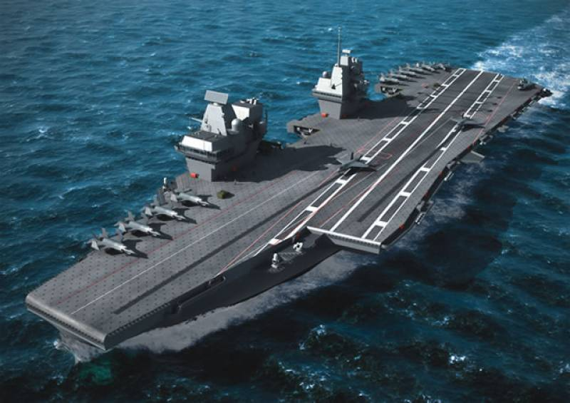 Modi clears funds for India's largest-ever warship