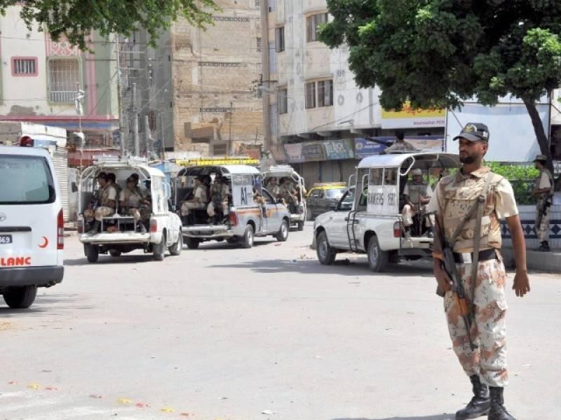 Rangers arrest 78 in Karachi