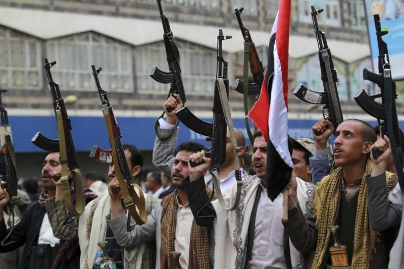 Saudi Arabia blames Houthis for violating ceasefire in Yemen