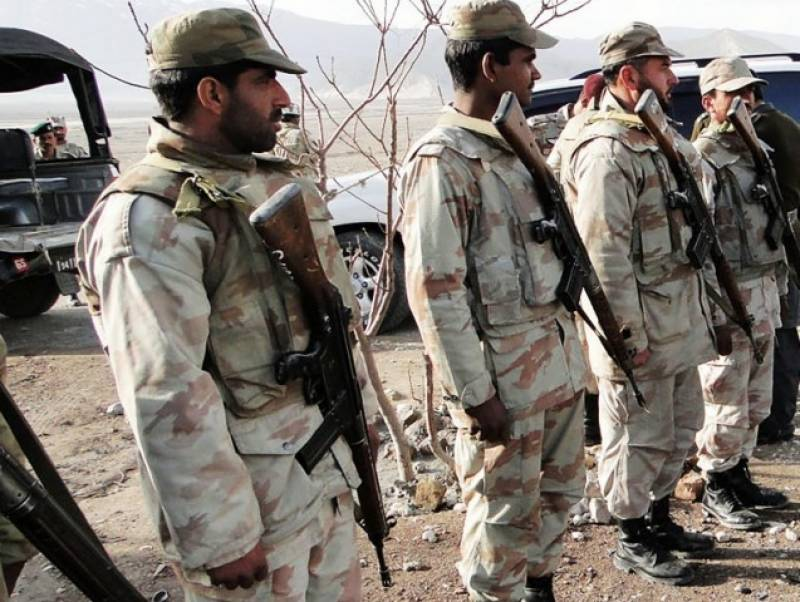 Ten terrorists killed during search operation in Balochistan