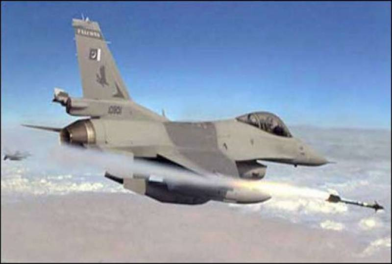 16 militants killed in NW airstrikes