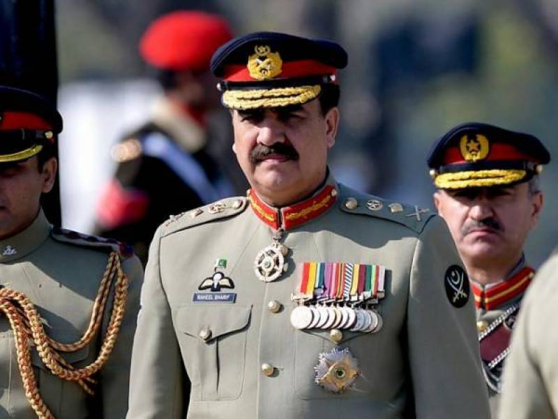 Army needs nation's support: COAS