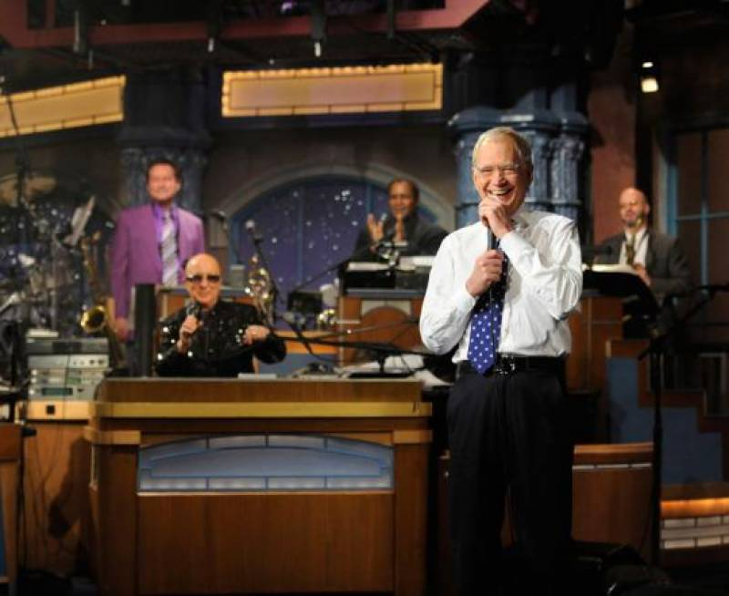 Farewell David Letterman: 4 US presidents join the final comedy show
