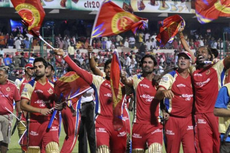 IPL players declared top 2nd sports money-makers