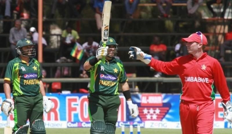 Pakistan-Zimbabwe T20 clash today