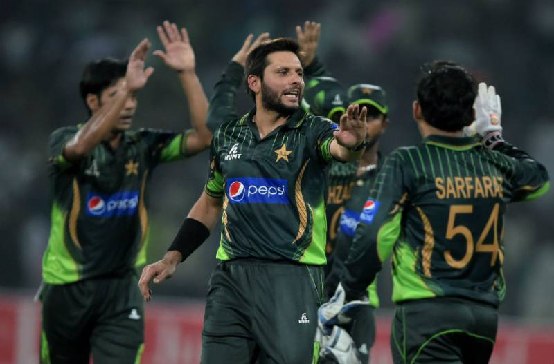 #CrikcetComesHome: Pakistan win historic T20 match against Zimbabwe