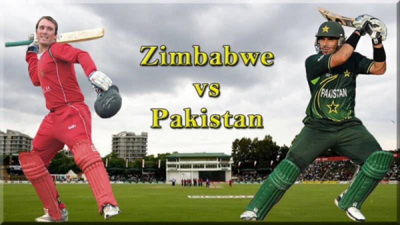 First T20: Zimbabwe win toss against Pakistan