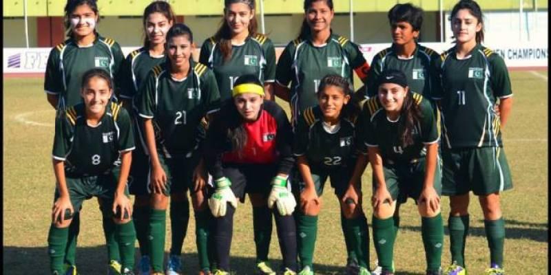 Five reasons Pakistani Women's Football team will make you a fan!