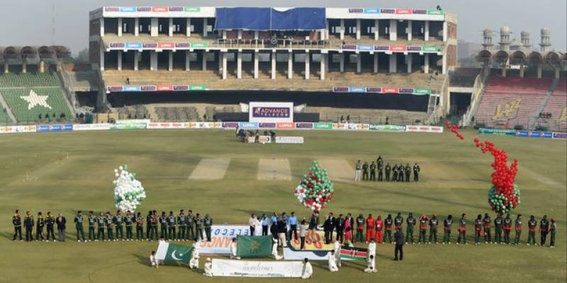GAME ON HAI: Int'l Cricket returns to Pakistan after 2271 days